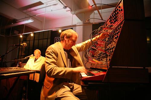 Dana Countryman & Moog