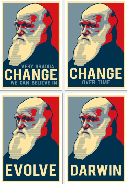 Darwin Change
