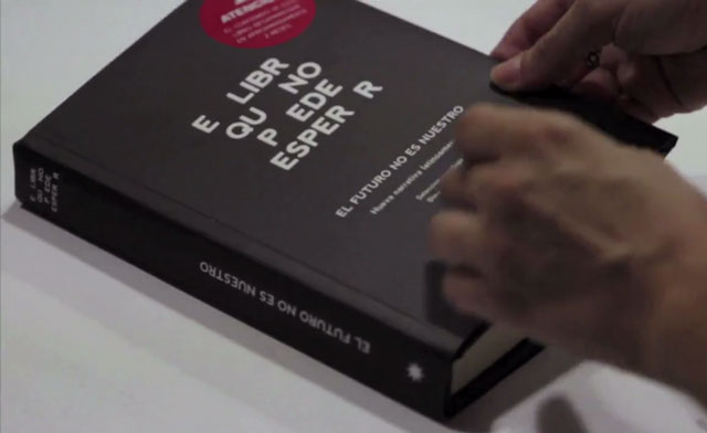 Disappearing Ink Book