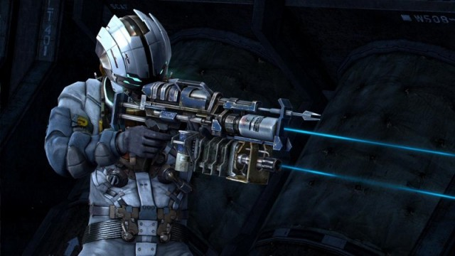 Dead Space 3 by Visceral Games and EA Games