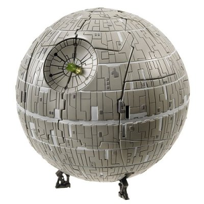 Star Wars Death Star Transformer
