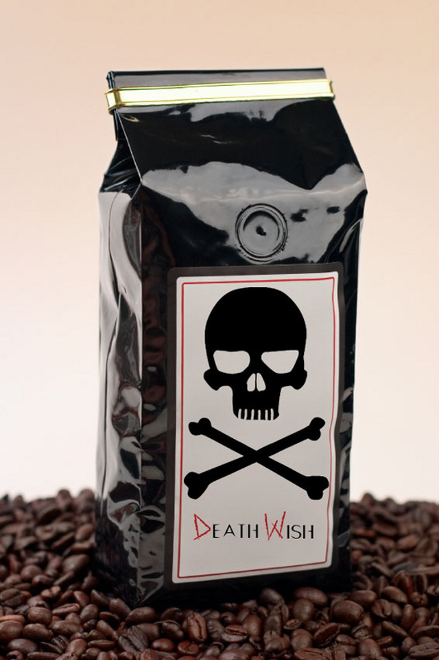 Death Wish Coffee, An 'Extreme' Coffee With 200% More Caffeine