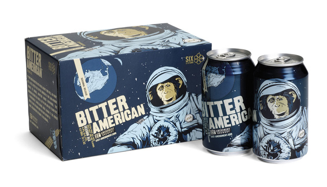 21st Amendment Brewery Beer Packaging by Joe Wilson & TBD