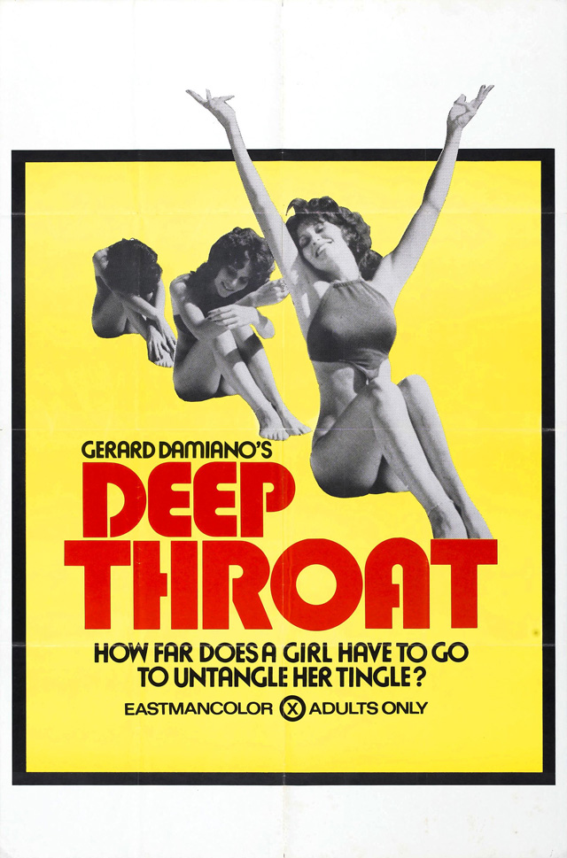 New deepthroat movie