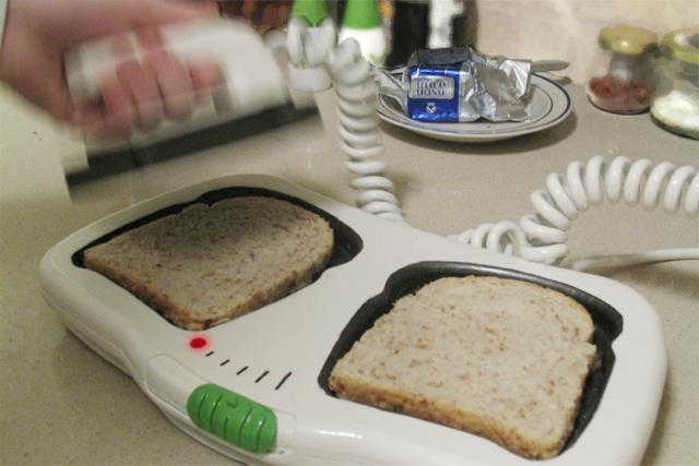 Defibrillator Toaster