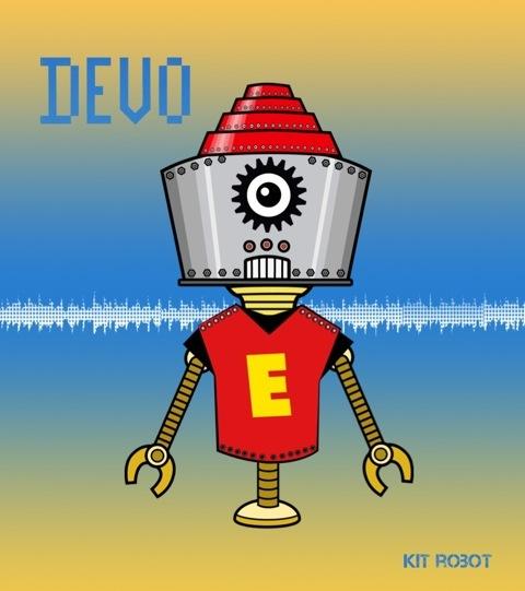 DEVOBOTS by Kit Robot
