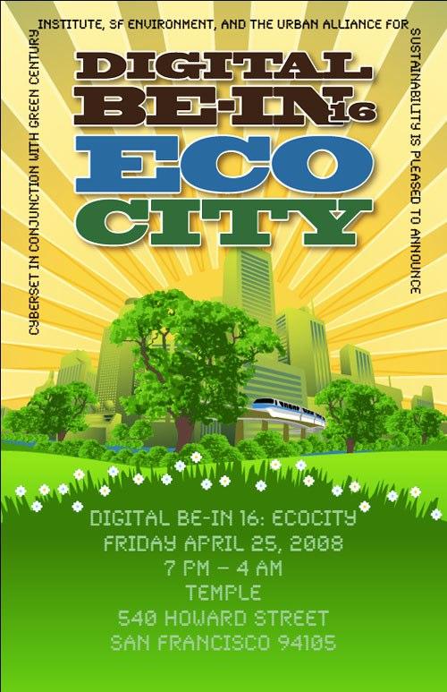 Digital Be-In 16: ECOCITY
