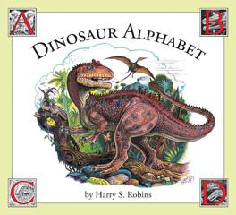 Dinosaur Alphabet by Harry S. Robins