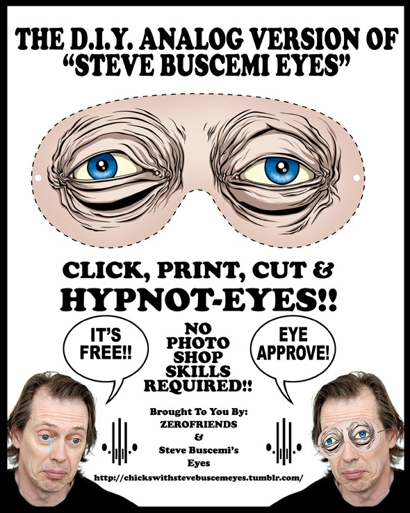 diy-steve-buscemi-eyes