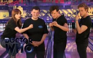 Chris Hardwick's All-Star Bowling: Team Nerdist vs. Doctor Who