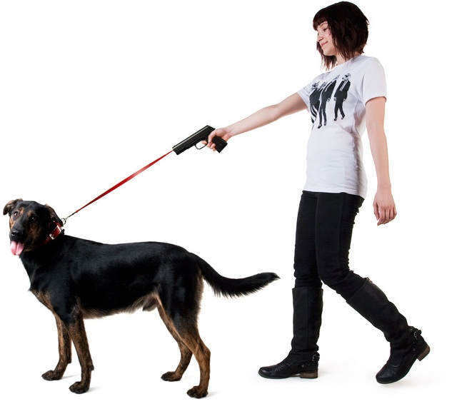 dog-leash-gun