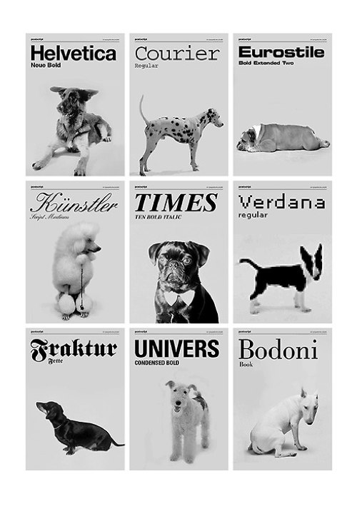 Dogs Fonts