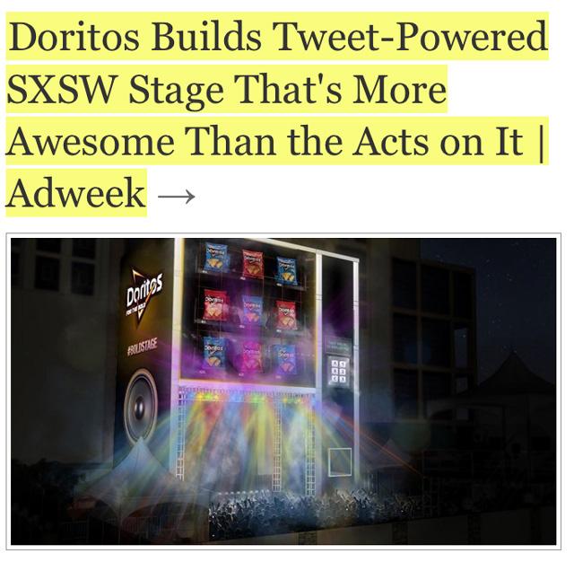 SXSW Headlines
