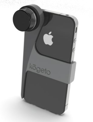 Dot 360 Panorama Camera for iPhone by Kogeto