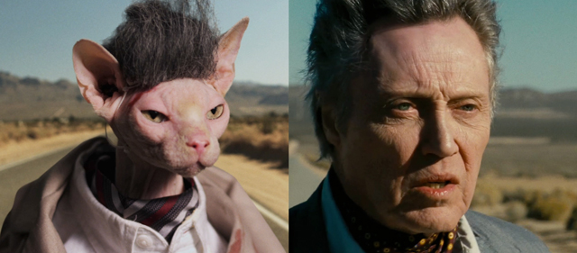 Seven PsychoCATS, A Seven Psychopaths Film Trailer Spoof With Cats