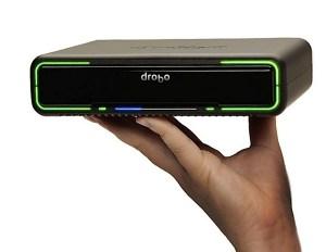 Drobo Mini external storage device