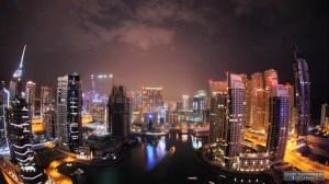Dubai - City on the Move by Geoff Tompkinson