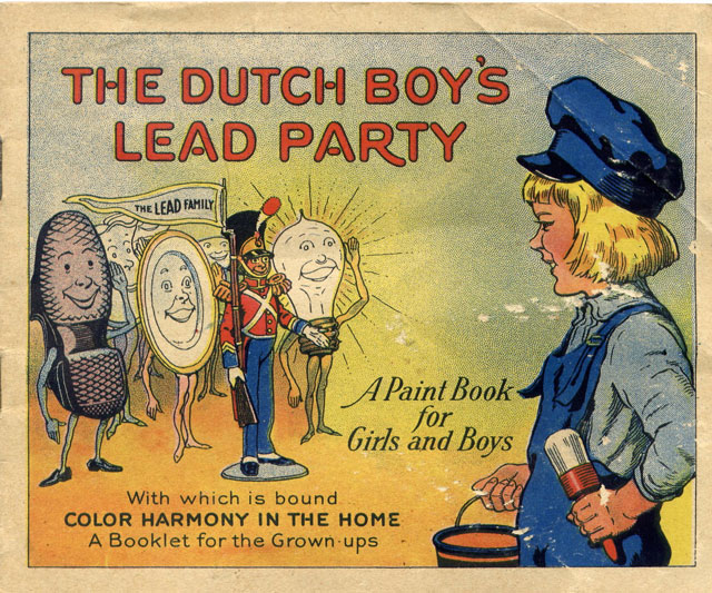 Dutch Boy's Lead Party
