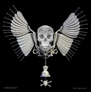 Anatomica di Revolutis by Joshua Harker