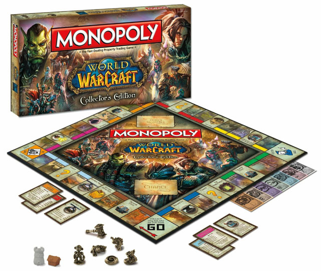 Monopoly World of Warcraft CE