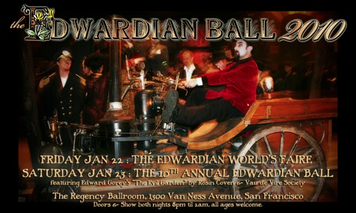 The Edwardian Ball Weekend 2010