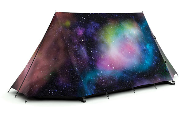 Outer Space Camping Tent