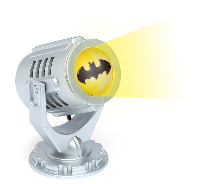Mini Batman Bat-Signal 1