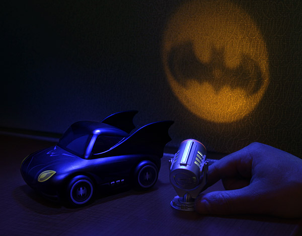 Mini Batman Bat-Signal 2