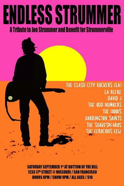 Endless Strummer, A Benefit & Tribute to Joe Strummer