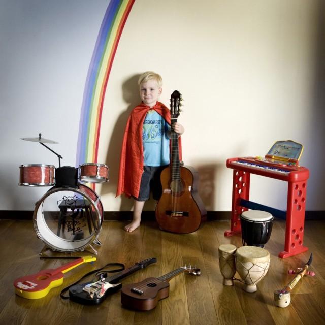 Toy Stories by Gabriele Galimberti