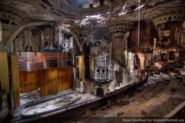 Historic Detroit An Online Archive Of Detroit S Landmarks