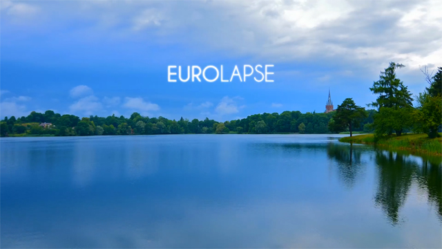 EuroLapse by David Smith