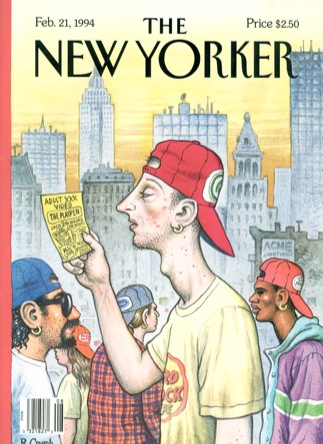 The New Yorker's Eustace Tilley Contest