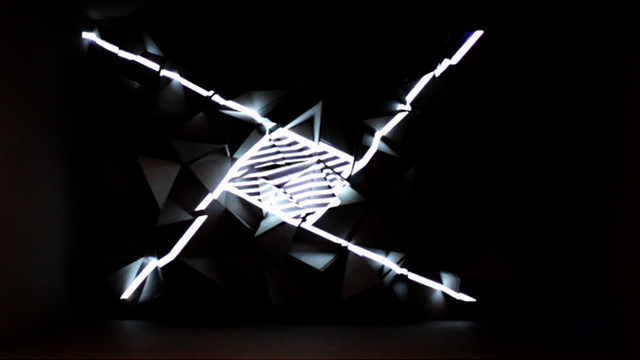 Experimental Light Sculpture