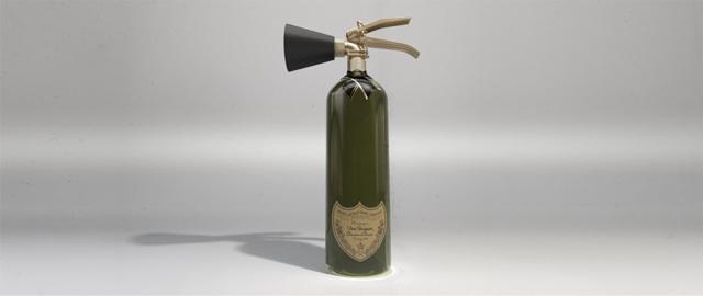 Champagne Extinguisher