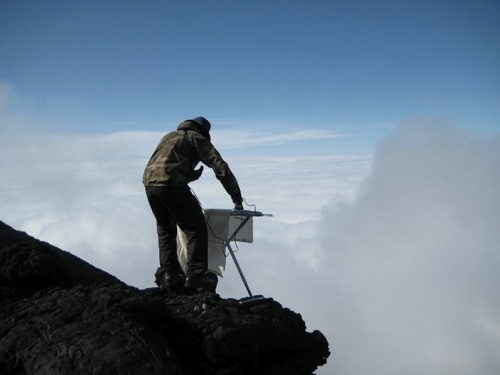 at Extreme Ironing Bureau