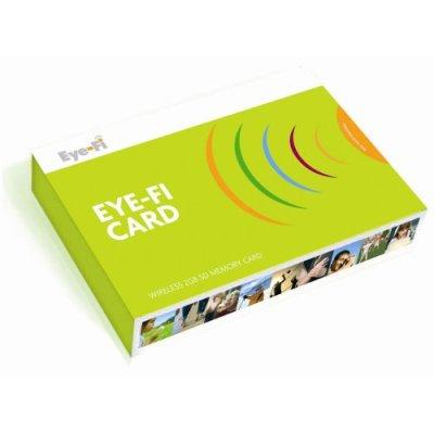 Eye-Fi Releases Digital Camera Wireless SD Memory Card