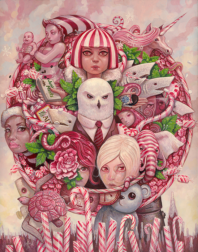 Peppermint by Aaron Jasinski