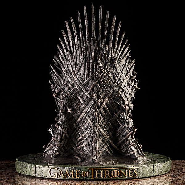 game thrones iron. Iron Throne Replica Game Thrones E
