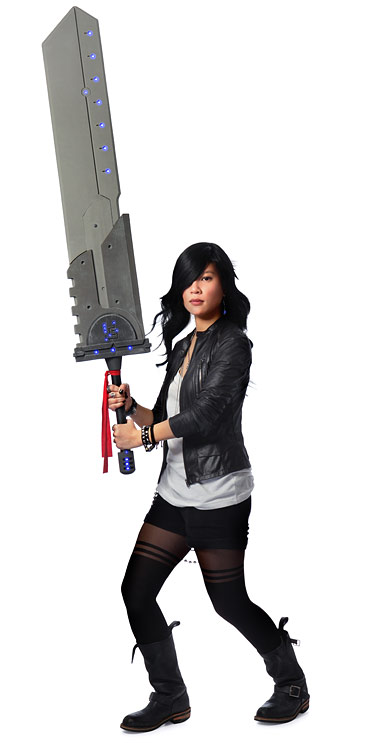 ThinkGeek Foam Titan Sword