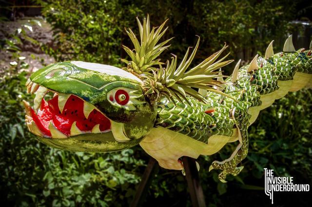 Watermelon Dragon