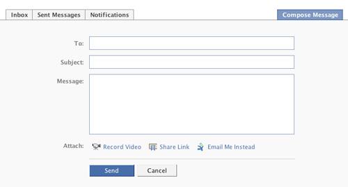 Social Network Message Autoresponder