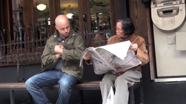Ed Bassmaster Pranks New Yorkers With a Fake Rat