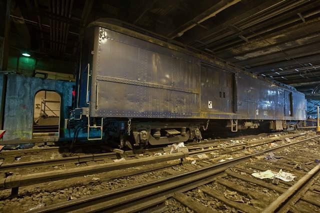 Track 61 Secret Train Platform Under The Waldorf Astoria