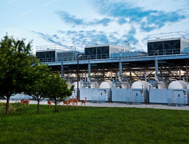 Inside Google's data centers