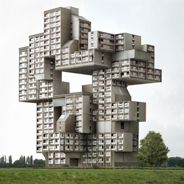 Crazy Building - Filip Dujardin