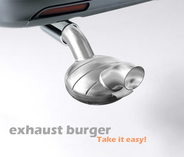 Exhaust Burger