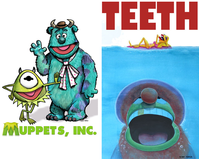 Muppets Inc and TEETH