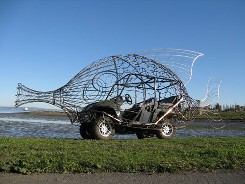 Fish Car
