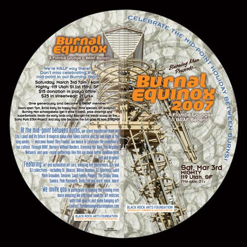 Burnal Equinox 2007